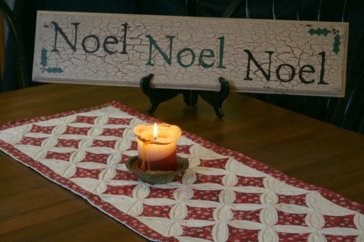 mesa velas diseño alegra encendido