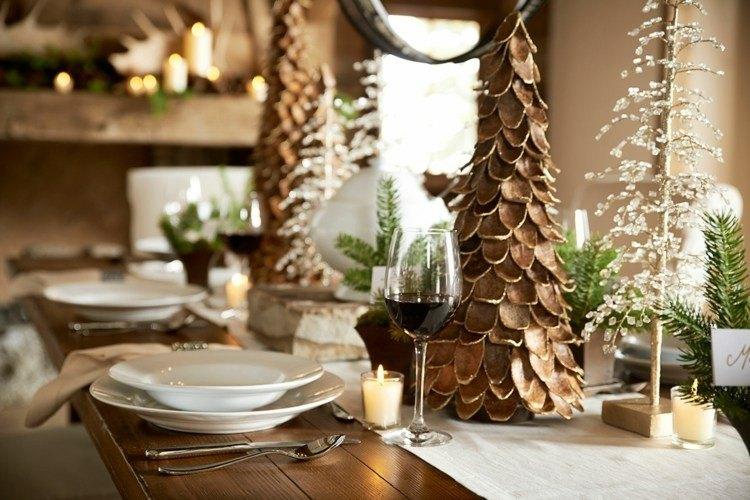 mesas de comedor diseño arbol seco