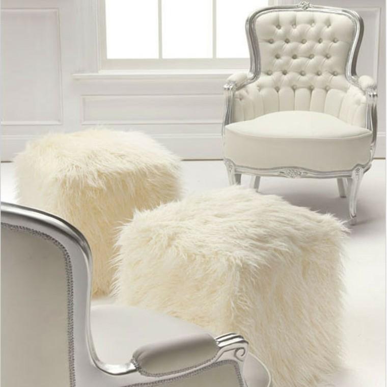 mobiliario ideas creativas elegante sillones clasico