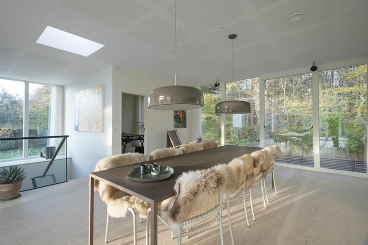 mobiliario ideas creativas invierno acogedor lamparas