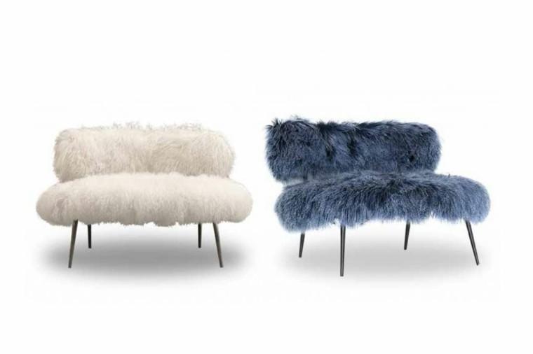 mobiliario ideas creativas invierno colorido dos
