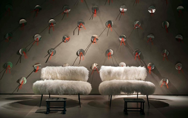 Mobiliario ideas creativas y acogedoras para un otoño cálido.