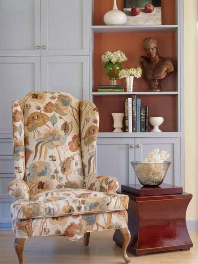 mueble decoracion estilo casa flores