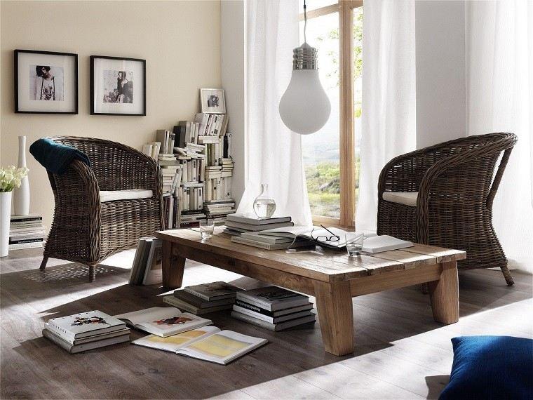 muebles mimbre originales interior exterior casa salon ideas ud muebles salon originales