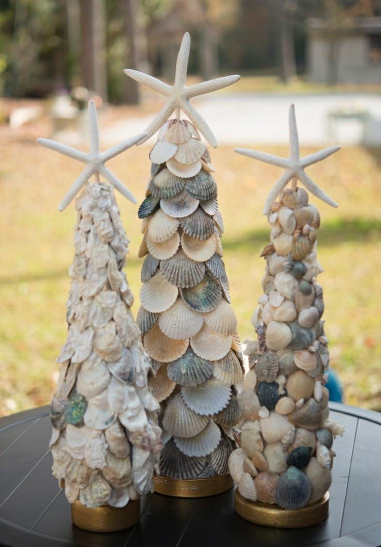 navidad nautica ideas estilo decorado mesas