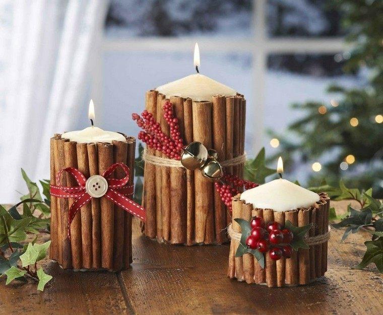 olores canelas juntas velas pino