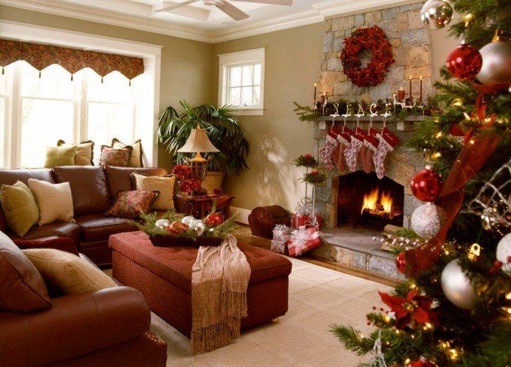 bonita decoración estilo clásico