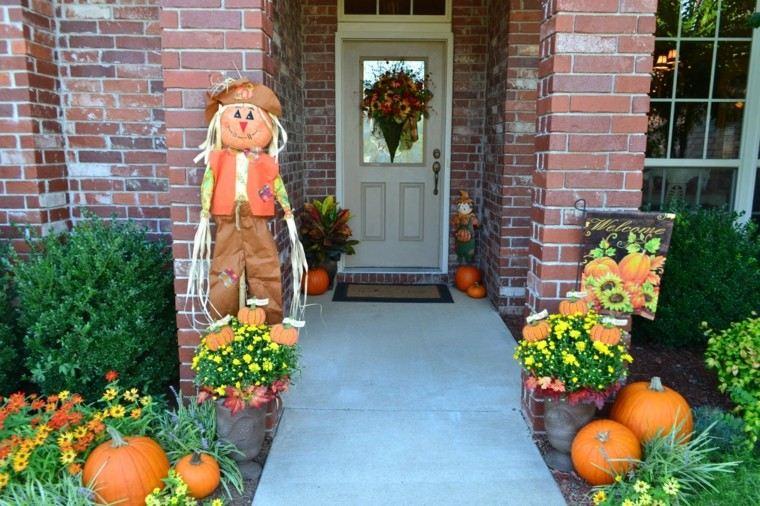 adornos y decoraciones halloween