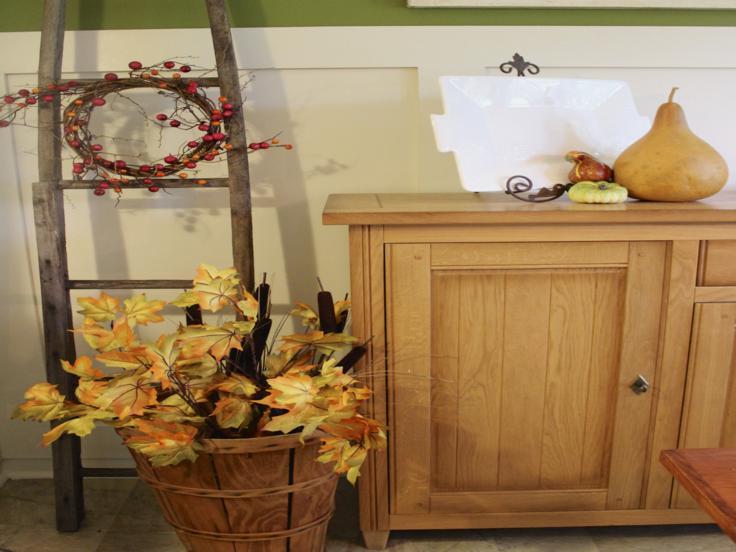 original decoracion cocina otoño