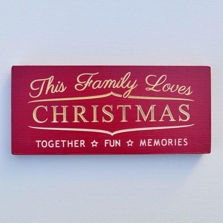 original diseño navidad cartel letras