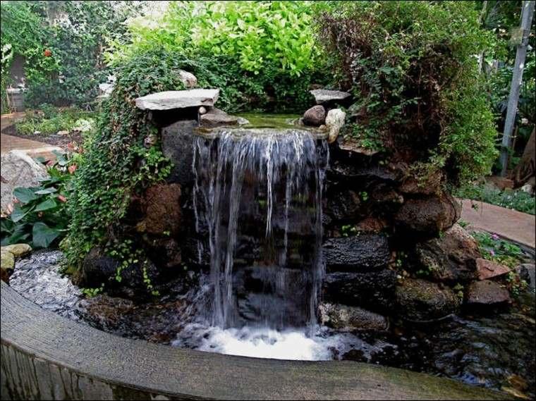 original fuente deco cascada agua