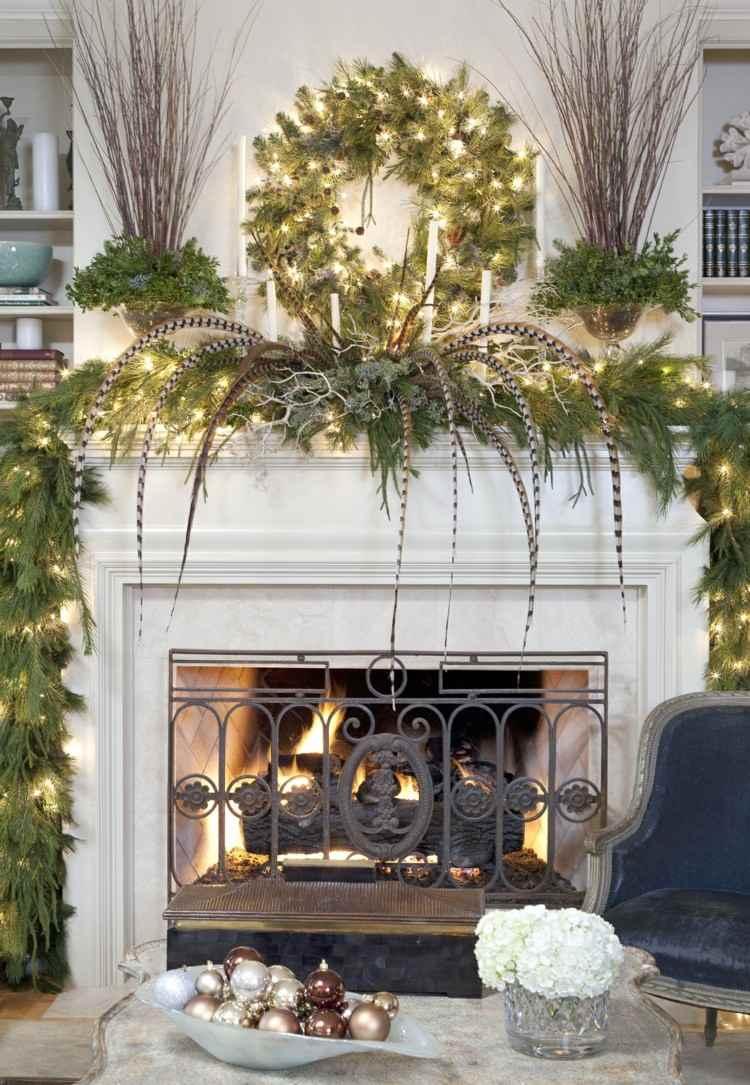 original decoracion navidad verde