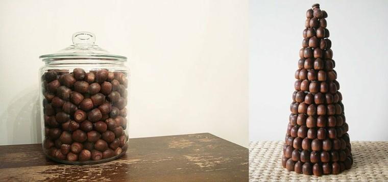 originales adornos minimalistas bellota deco