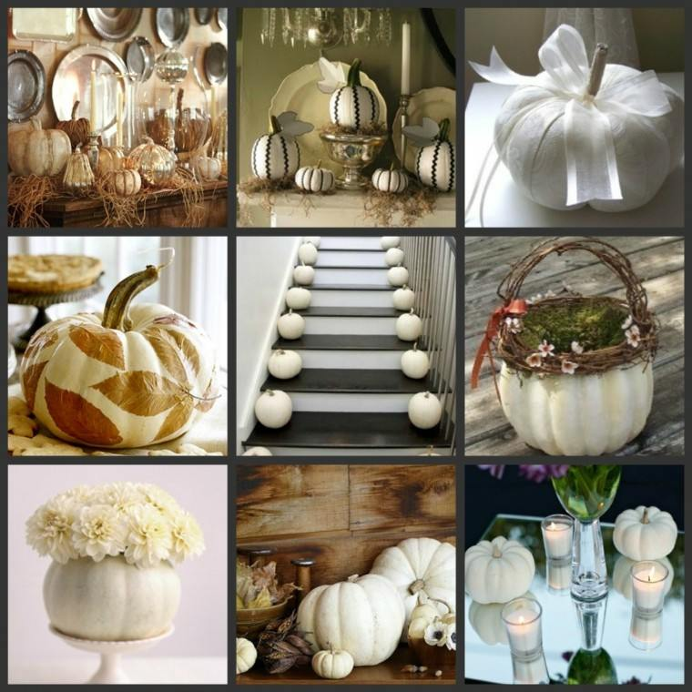 originales diseños decoración otoño