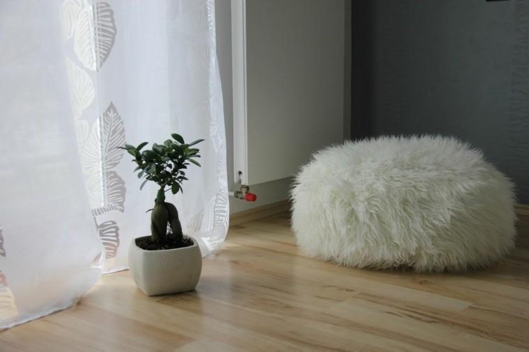 paredes textura elegante gris minimalista