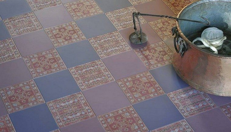 patron patchwork baldosas originales eco ceramica tradicional ideas