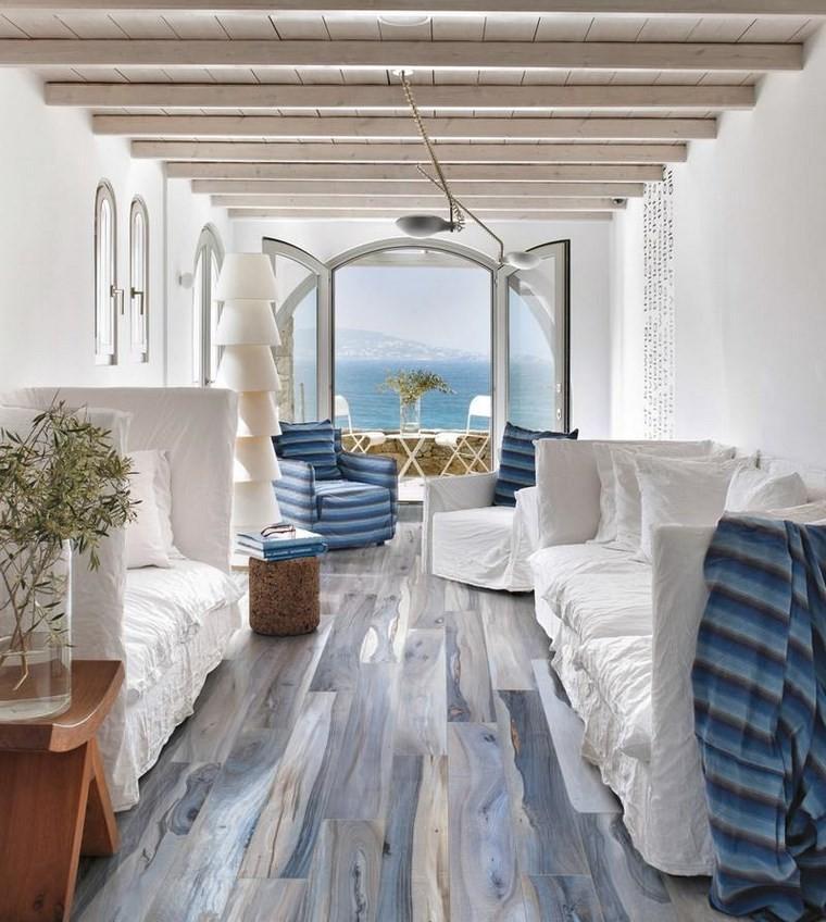 patron patchwork baldosas originales estilo marinero ideas