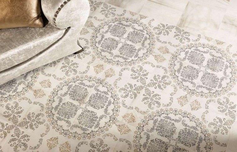 patron patchwork baldosas originales ornamentos lujosos ideas