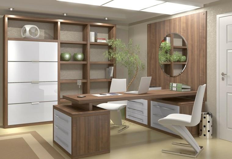 plantas purificacion aire oficina relajado