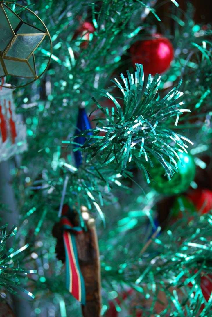 rama arboles verdes de navidad