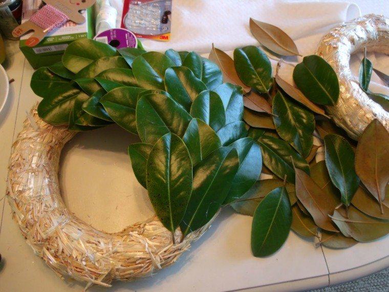 Magnolia Para La Decoraci 243 N Navide 241 A De Su Hogar