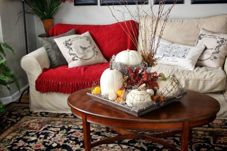 salon tradicional alfombra casa plantas