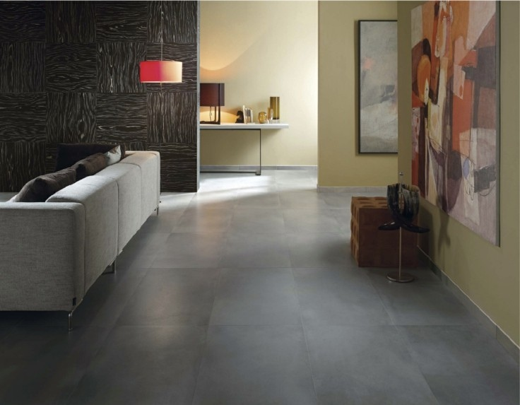 revestimiento moderno color gris