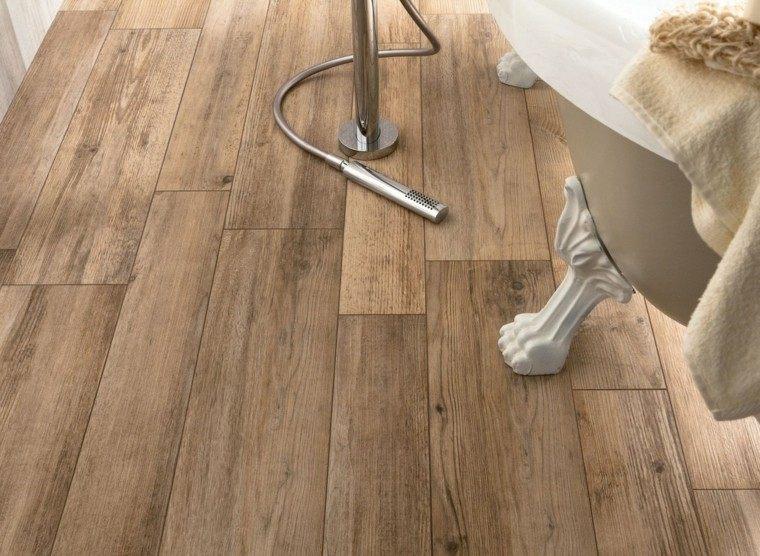 suelos de madera interiores ducha sillas