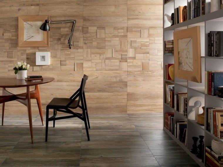suelos de madera interiores estilo flores