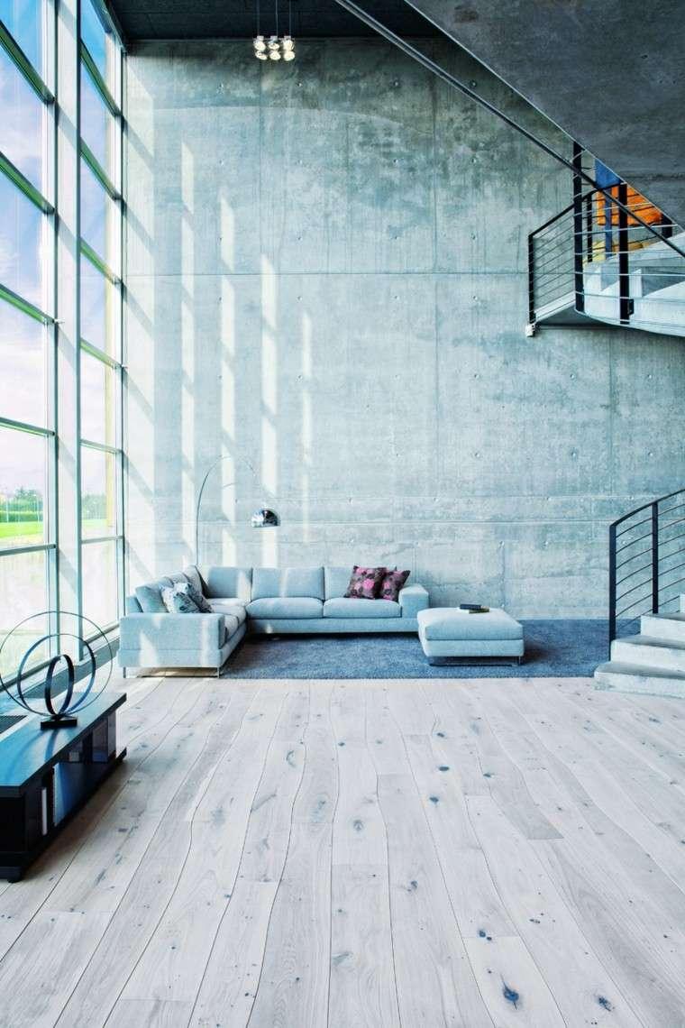 Suelos de madera 100 ideas incre bles con acento natural - Suelos de interior ...