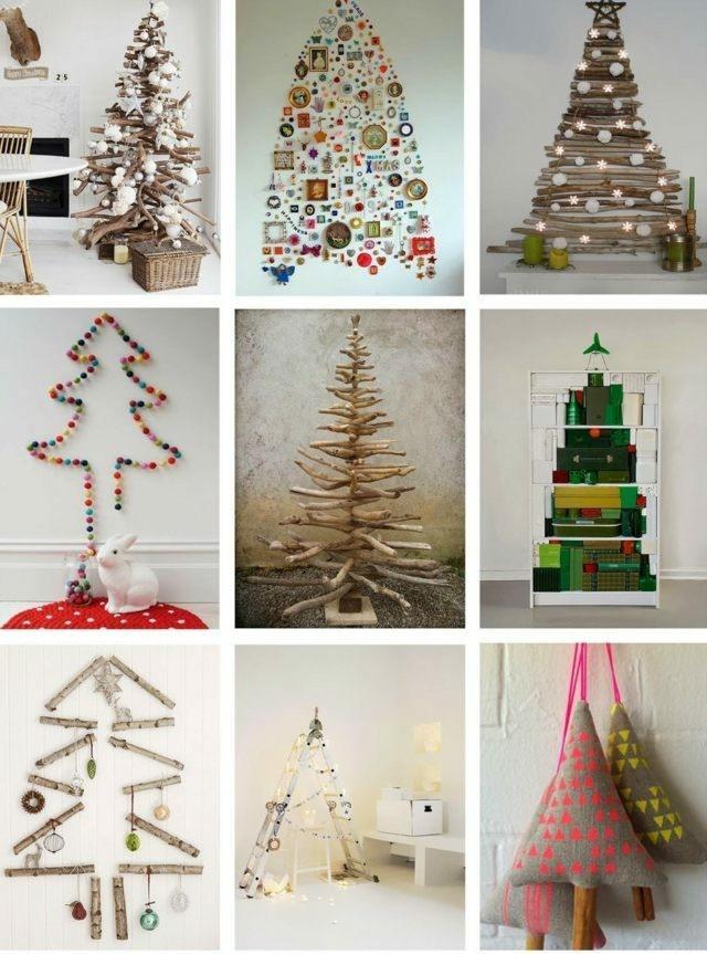 varios diseños arboles de navidad