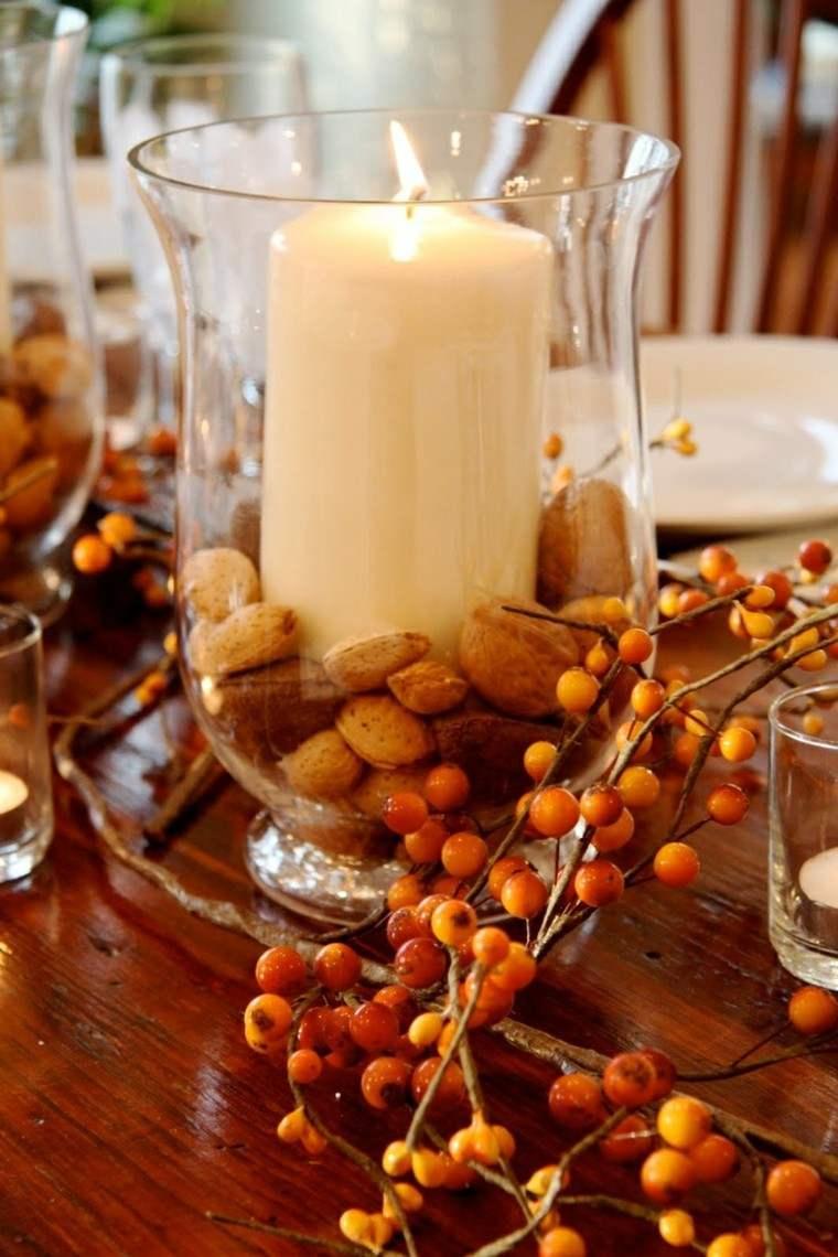 velas decorado ideas detalle mesa