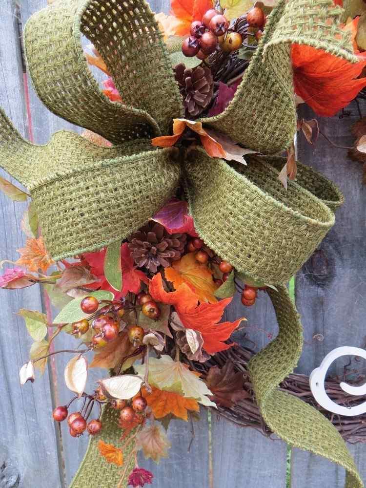 verde yute decoracion otoño plantas