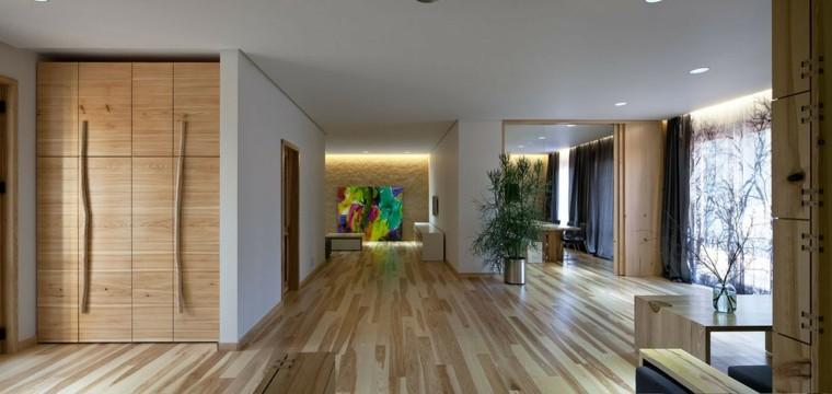 vista moderna casa ideas salones