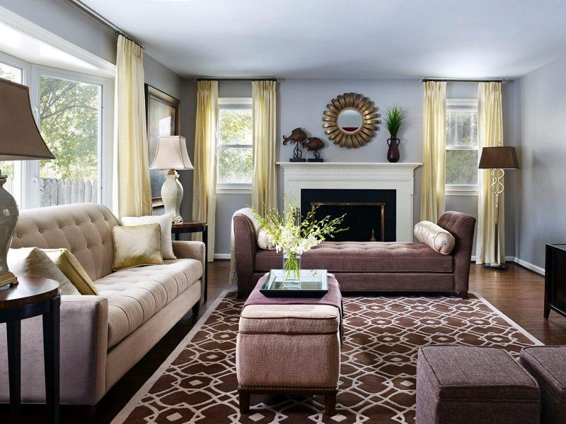 CI Decorating Den Interiors decorar paredes colores salon diseno ideas