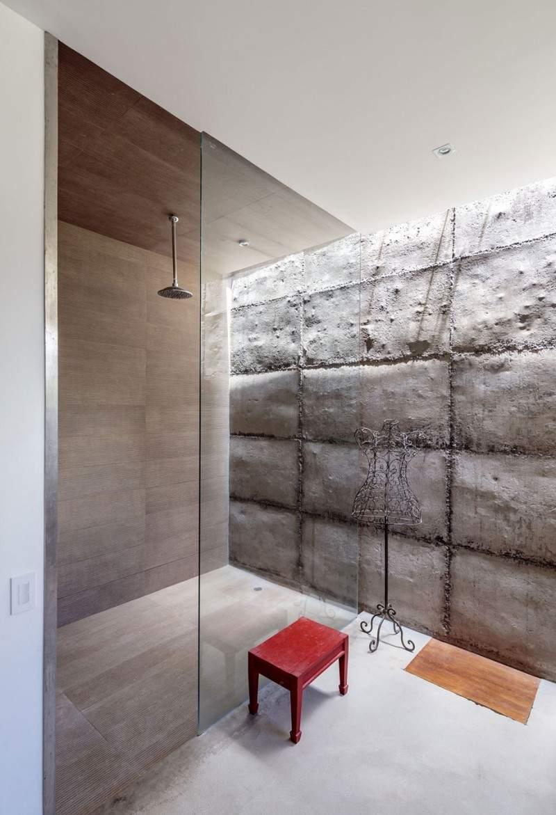 Diez + Muller Arquitectos bano techos ducha ideas