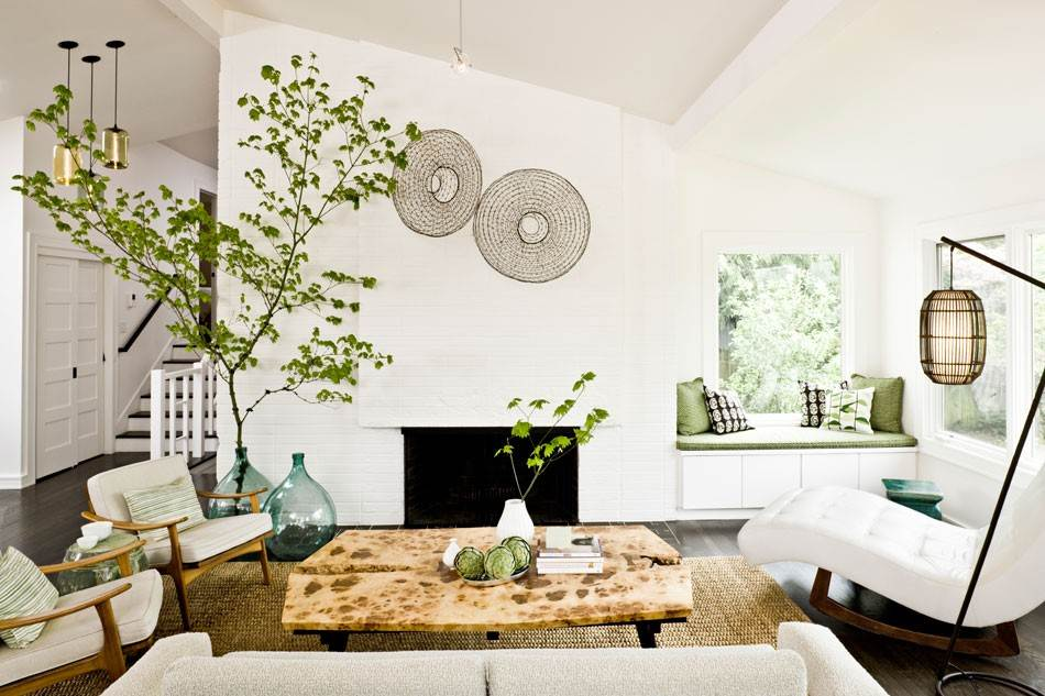 Jessica Helgerson Interior Design blanco salon ideas
