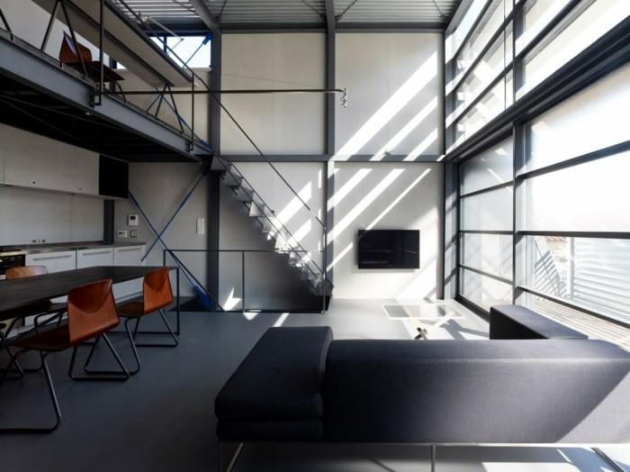 Keiji Ashizawa Design loft grande moderno ideas