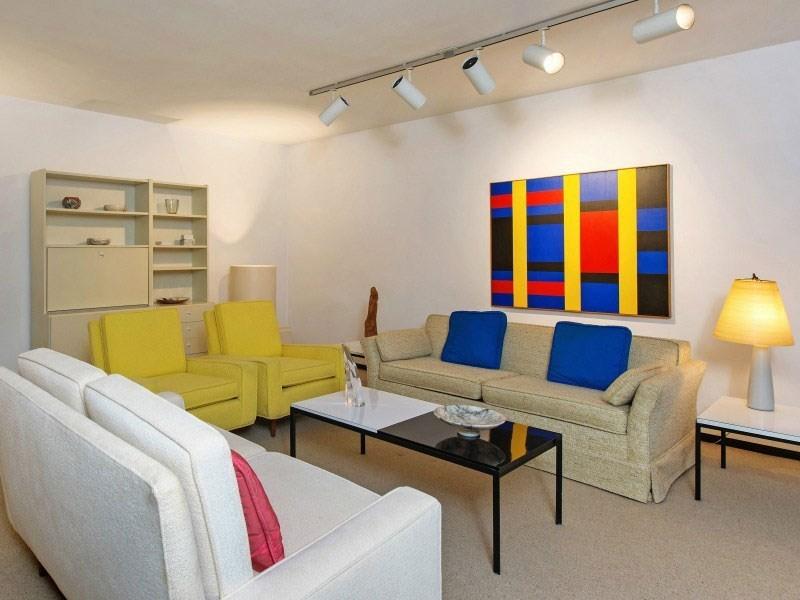 Pristine Architectural cuadro muebles colores ideas
