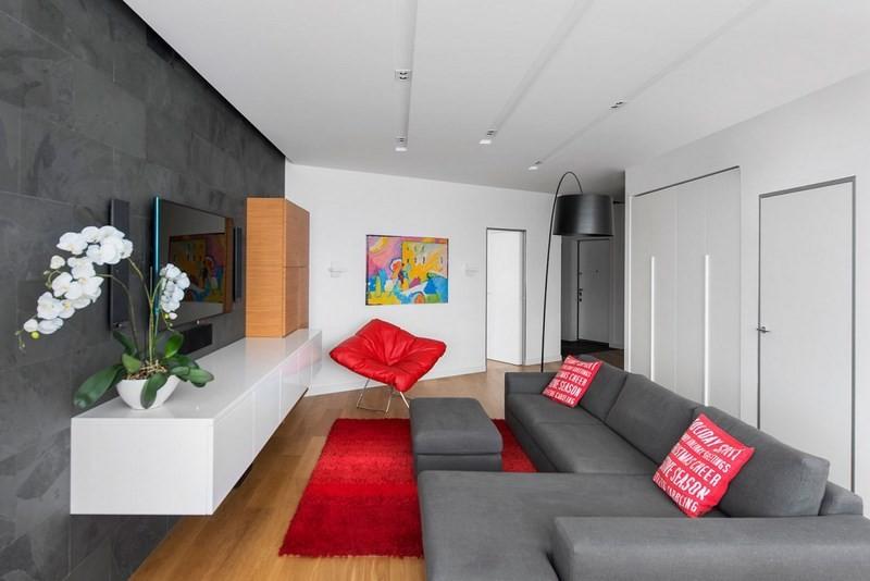 Tikhonov Design Creates apartamento pequeno ideas