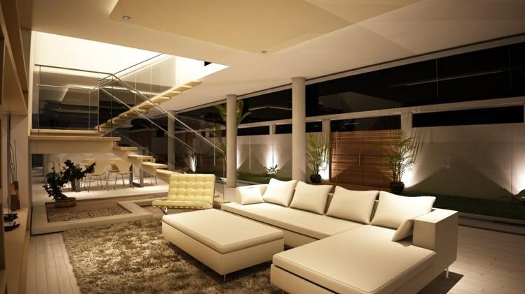 salones diseño decorado diseño exito led