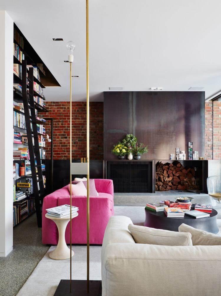 ambientes sumas estilo flores rosa