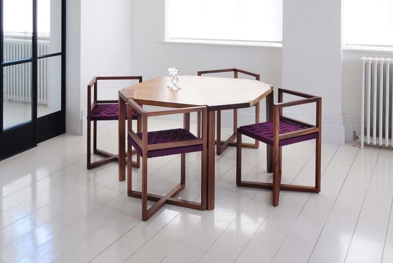 angulos mesa comedor sillas mesa madera ideas