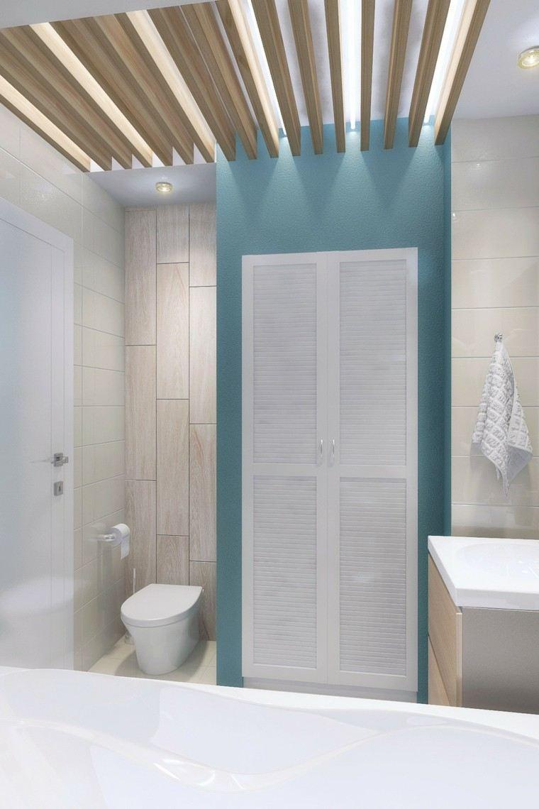 apartamentos diseño decoracion azules led
