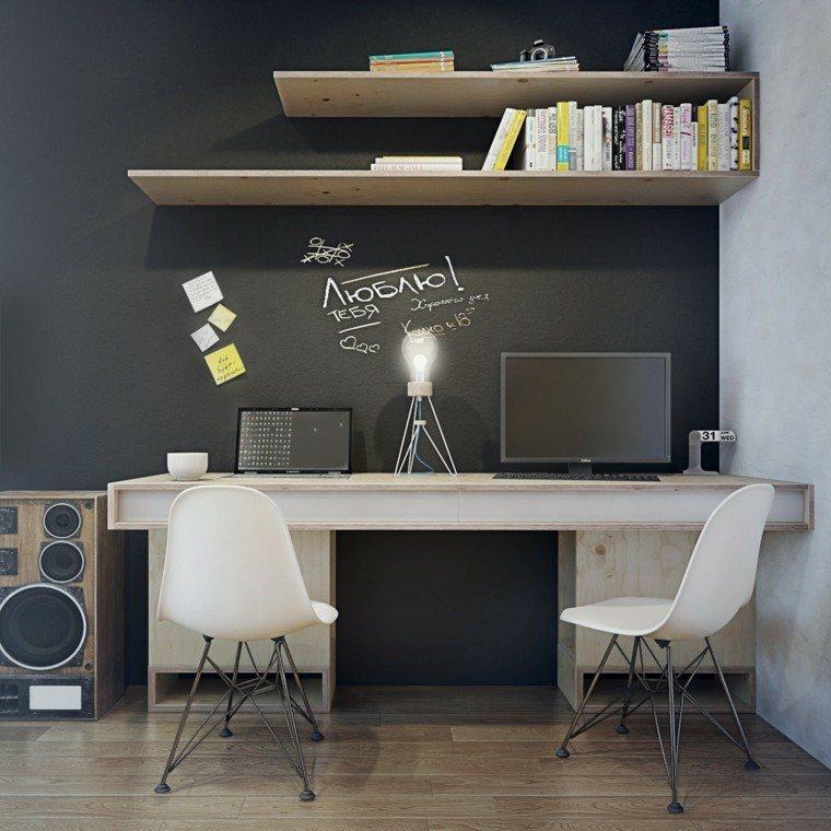 apartamentos diseño decoracion musica blanco