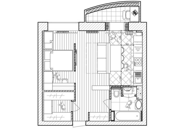 apartamentos diseño decoracion variantes estilo