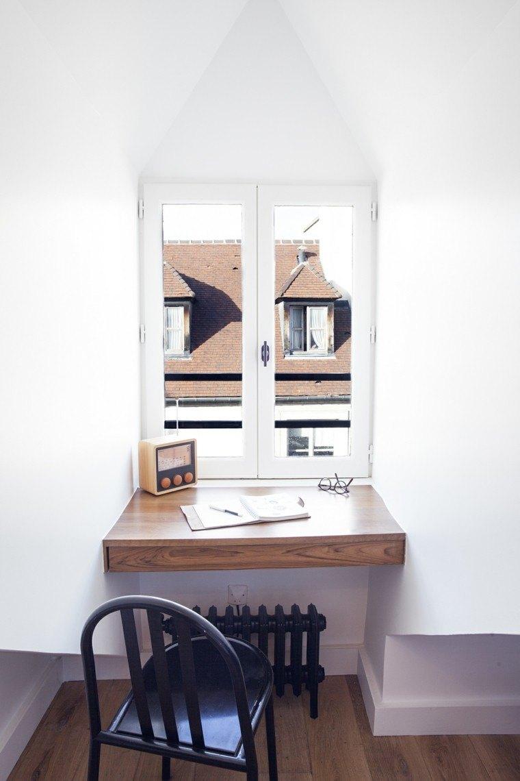 apartamentos diseño pequeño radio ventana
