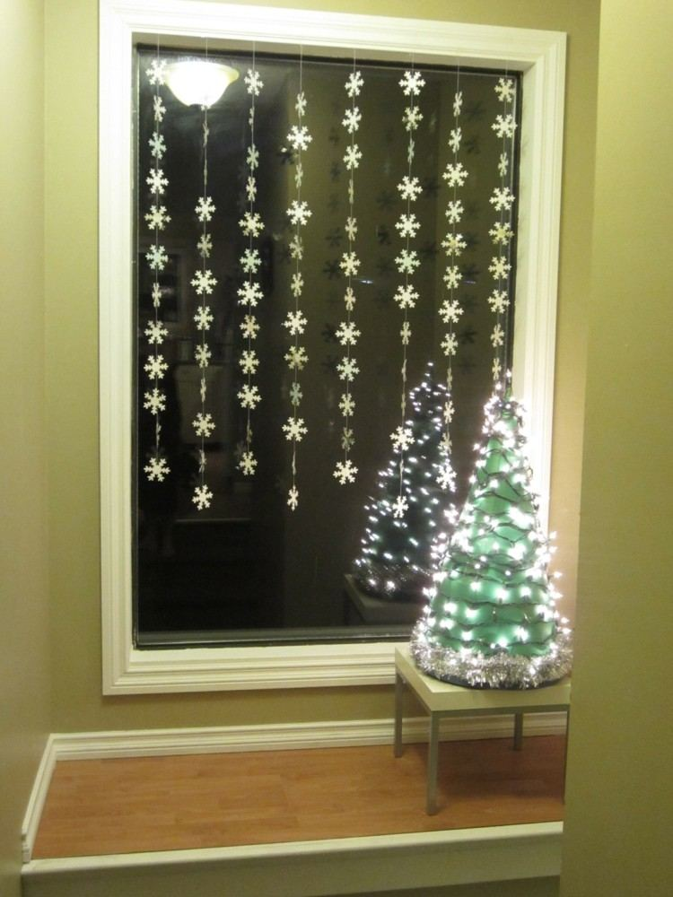 arboles estilo ideas decorado luces