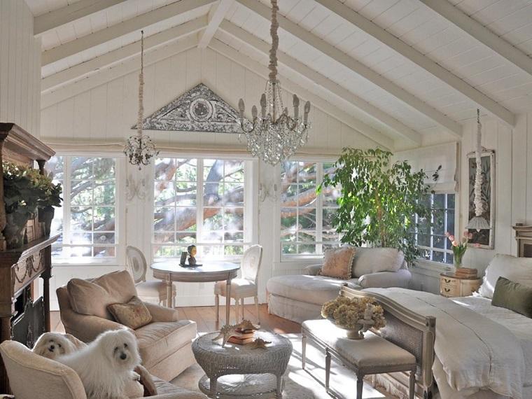 arquitectura casas techo abovedado moderno dormitorio cama grande ideas