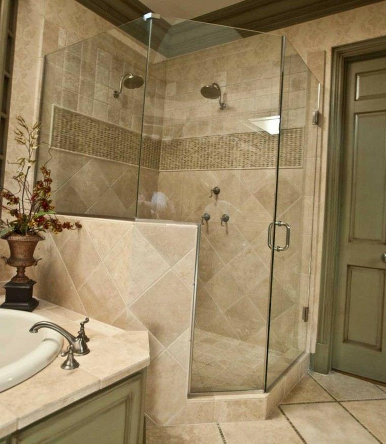 azulejos baño estilo clásico